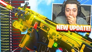 BLACK OPS 4 ADDED THIS TODAY.. (94 K/D GAMEPLAY!) - COD BO4 UPDATE