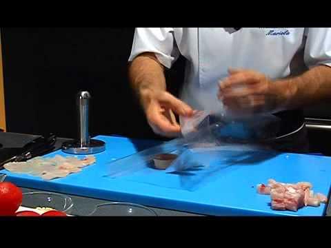 Ricette del gambero rosso sicilia involtini di pesce for Ricette gambero rosso