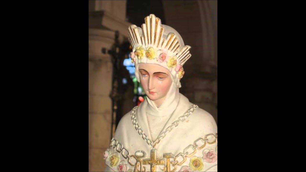 Notre Dame De La Salette Me Chinga Youtube
