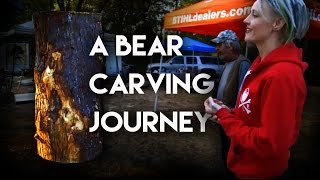 carver life a bear carving journey part one