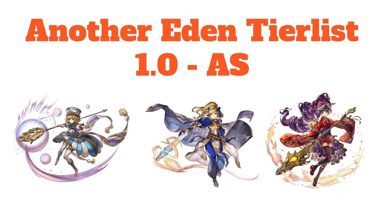 [Another Eden] 1 2 5 Gariyu Encounter Guide + New Units Preview