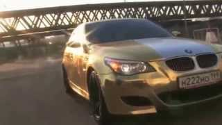 Тест драйв от Давидыча BMW M5 e60 600 л с тестдрайв БМВ Обзор