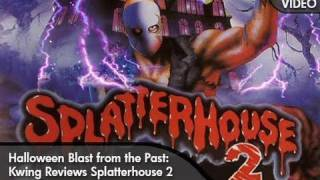 Season 3 Playback: Splatterhouse 2 Review!