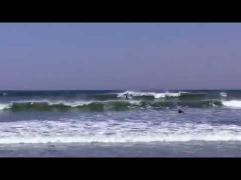 Perfect Barrels at the Oceanside Harbor 04/30/2014 - HD Cel Phone