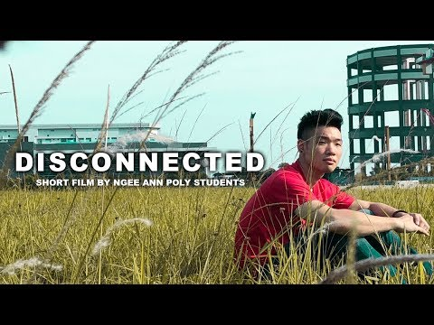 Disconnected   Short Film By Ngee Ann Mass Communication Students