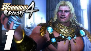 "Warriors Orochi 4 Story Mode Gameplay PC #01 | ""Entering a Strange World"" [No Commentary]"