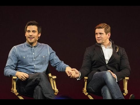 Rob James Collier and Allen Leech: Downton Abbey Interview