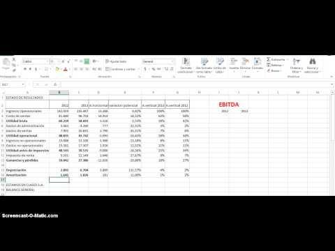 ¿Cómo calcular el EBITDA?