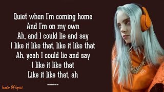 Download Lagu Billie Eilish - When The Party`s Over (s)
