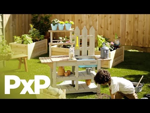 Build the backyard of your dreams with these KidKraft playsets! | A Toy Insider Play by Play