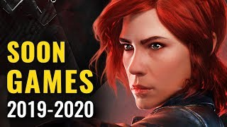 Top 25 Upcoming Games of 2019, 2020 & Beyond