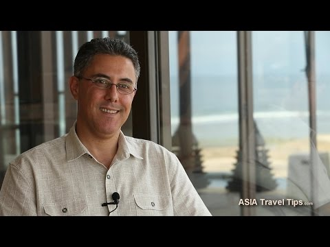 The Ritz-Carlton, Bali Interview with General Manager - HD