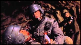 """Starship Troopers - """"Sugar"""" Watkins and Rodger Young"""