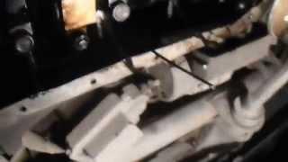 ВАЗ 2110 провернуло шатунный вкладыш