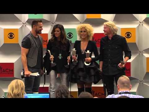 Little Big Town Take Home Two ACM Awards