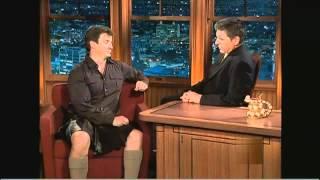 Craig Ferguson 5/6/9E Late Late show Nathan Fillion [RUS subtitles]
