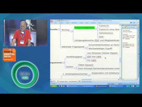 ESF Training Standards - with David Catanach - a Sign Hub presentation at FESPA Digital 2014