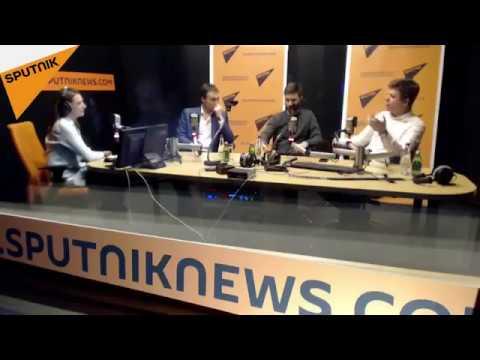 "Gosti emisije ""Sputnik intervju"" Marko Milačić, Ivan Pernar i Boris Malagurski   15.11.2016"