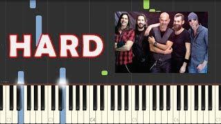Yüksek Sadakat-Belki Üstümüzden Bir Kuş Geçer(Piyano Cover)