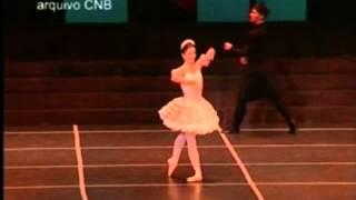 "FILIPA de CASTRO: ""Sleeping Beauty"", Entrance and Rose Adage Aurora"