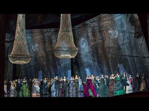 新国立劇場オペラ「椿姫」 La Tr...