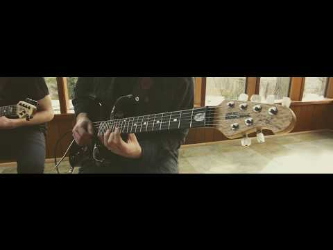 DIVINE REALM // CLOAK AND DAGGER // OFFICIAL GUITAR PLAYTHROUGH