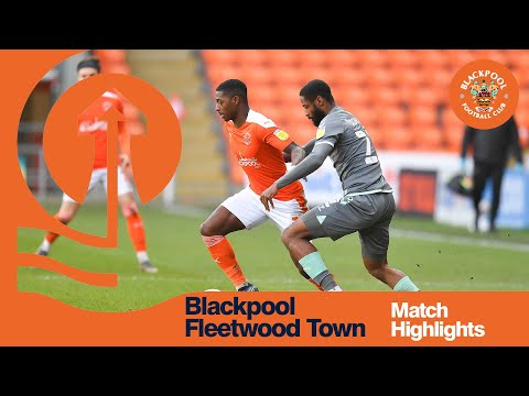 Blackpool Fleetwood Town Goals And Highlights