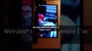 A Christmas Horror Story....Weirdest movie I've ever seen!!