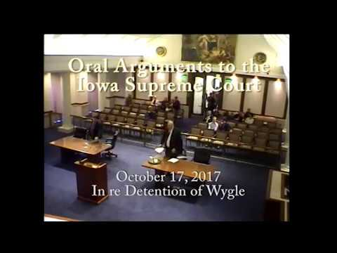 16-1732 In re Detention of Wygle, October 17, 2017