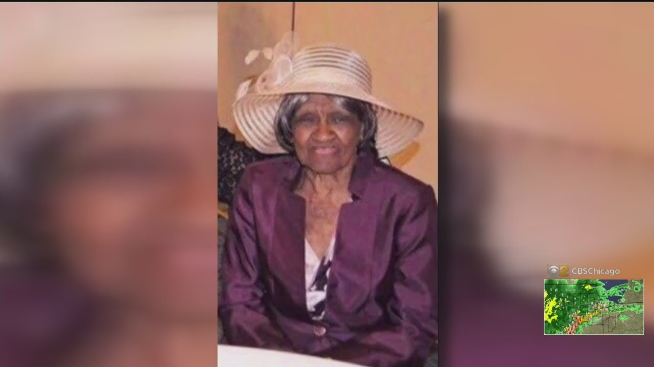 Family Says Crash Involving Cop Van Killing 84-Year-Old Mother Was because KKKop drving recklessly