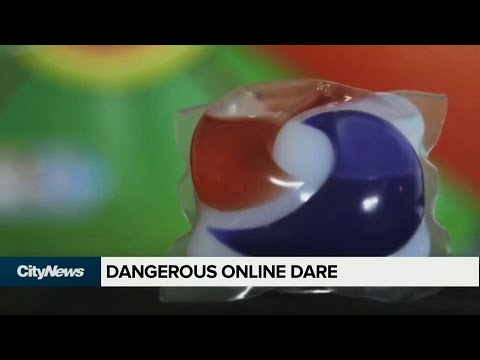 Doctor on dangers of 'Tide pod challenge'