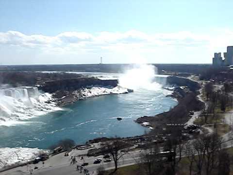 Niagara nude