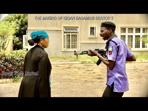 Download Gidan Badamasi 2 - BAYAN FAGE (the making) part 6 Tare da Zuly & Zullaziyya (Umma Shehu)