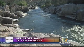 Staying Safe on the Kern River