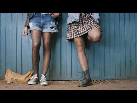 Iedereen mooie benen.
