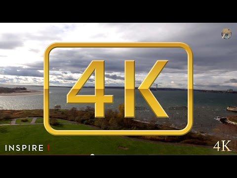DJI Inspire 1 Real World 4K Footage