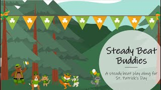 Steady Beat Buddies---March---Play Along---Irish Reel