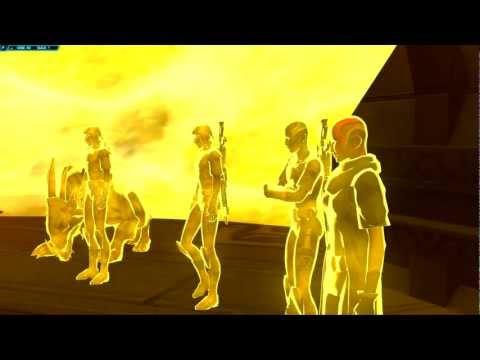 Trooper class, Voss Trials, beginning