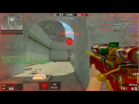 BlackShot AWP Candy Montage By EventSniper™