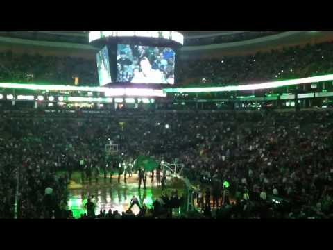 Celtics 2011-2012 intro