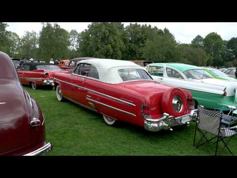 Classic Cars and Customs 2015 in Ultra HD 4K
