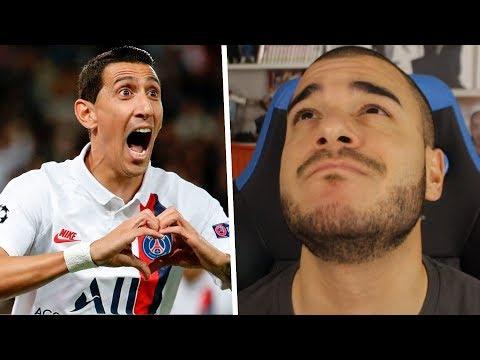 Humilié. (PSG 3-0 Real Madrid)