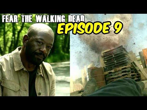 Fear The Walking Dead Season 5 Episode 9 Review / Reaction