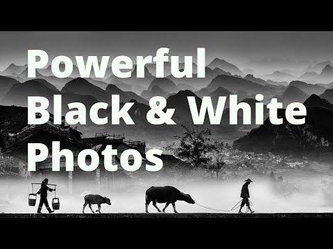 Powerful Black \u0026 White Photography From Monochrome Awards 2019