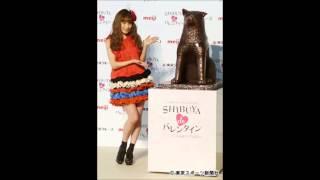 元モー娘で女優の高橋愛(27)が6日、都内で行われたイベント「SH...