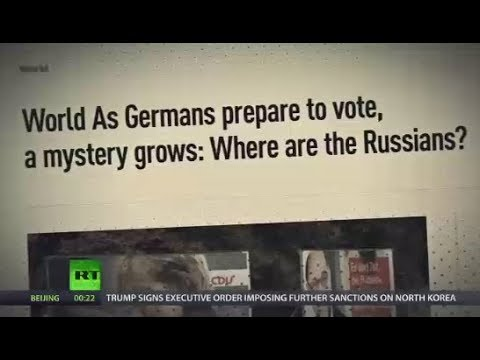 'Where are the Russians?': US far-right aiming to influence German election - analysts