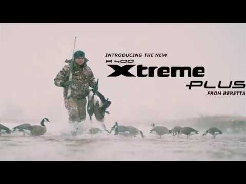 Beretta A400 Xtreme PLUS family - features