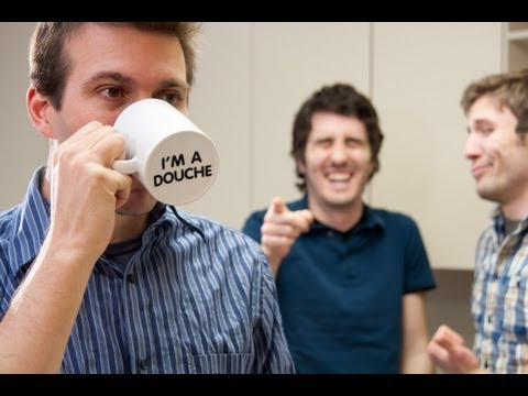'I'm a Douche' Coffee Mug - Prank your coworkers!