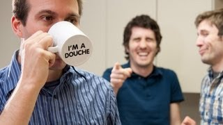 Buy here: http://www.vat19.com/dvds/im-a-douche-coffee-mug.cfm?adid=youtube Please subscribe to our channel: http://www.youtube.com/user/vat19com ...