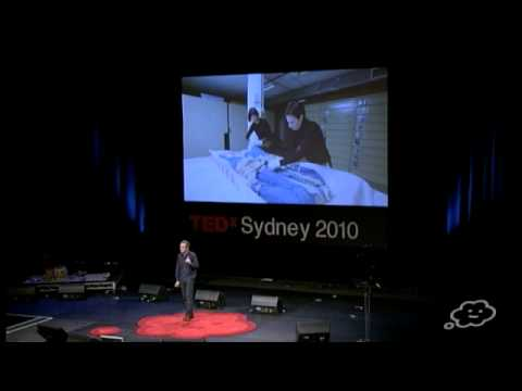 TEDxSydney - Sebastian Chan - Museums of the Future